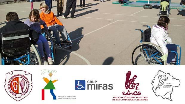 Coordinadora de discapacitats de la Garrotxa