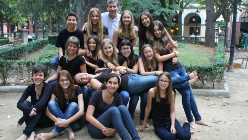 Associació Juvenil Cor Juvenil Gaia d'Olot