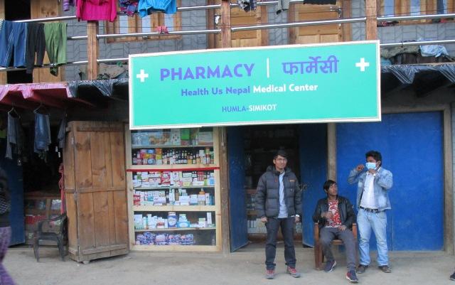 Health us Nepal